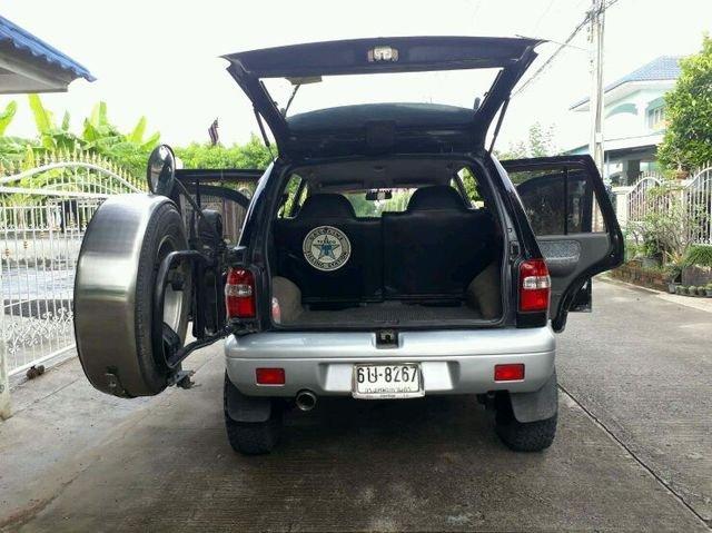 Kia Sportage 1 багажник