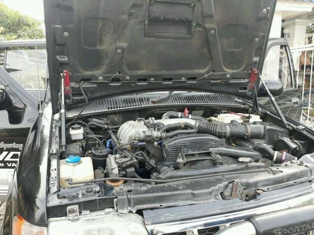 Двигатель Kia Sportage 1