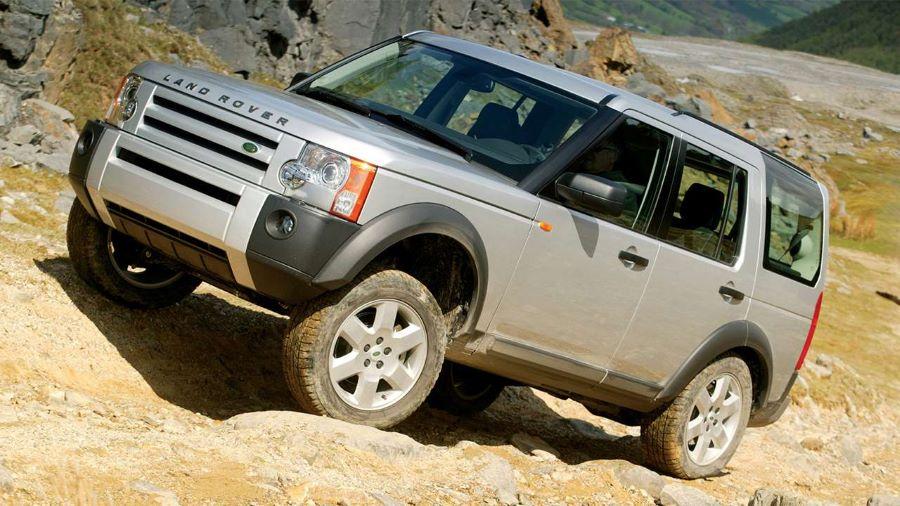 Land Rover Discovery 3 проходимость