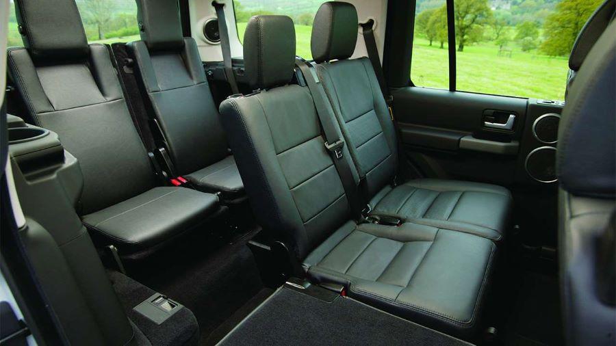 Полный модельный ряд Land Rover Discovery до настоящего времени