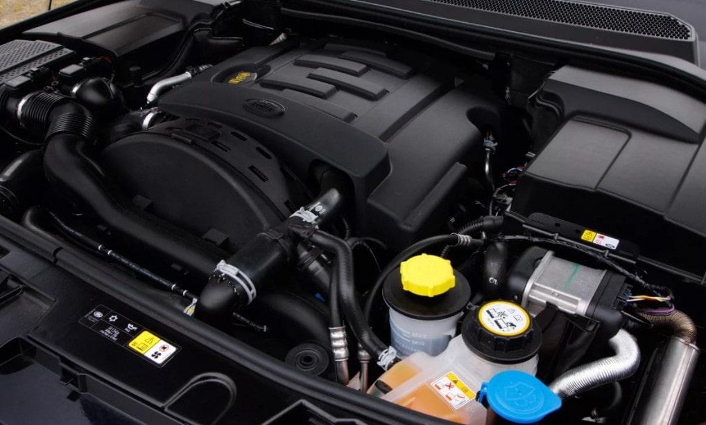 Дизельный двигатель LR D3