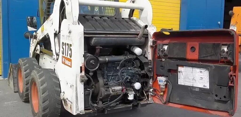 Двигатель Бобкэт