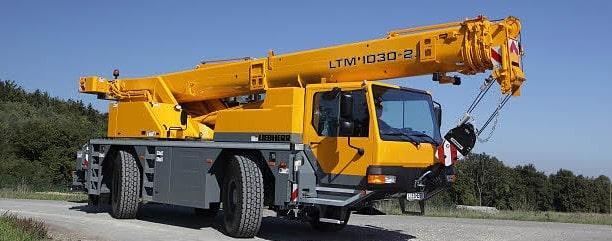 Liebherr1030 LTM