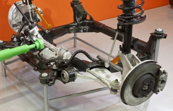 Рулевое управление land rover discovery 3