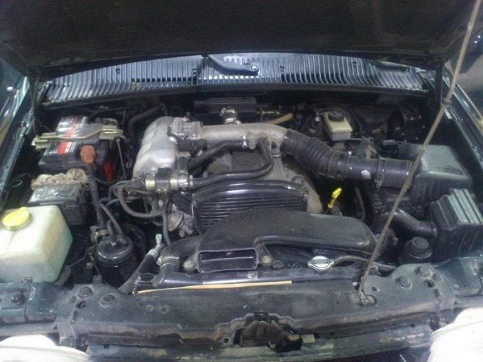 Дизельный двигатель Киа Спортейдж 1