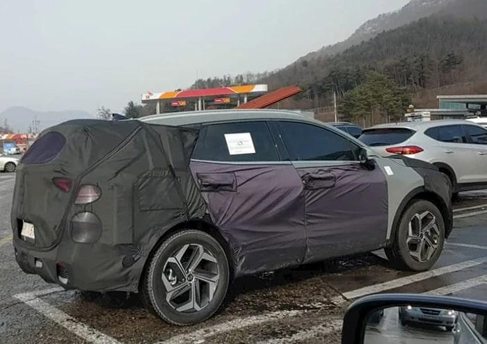 Длиннобазный Kia Sportage