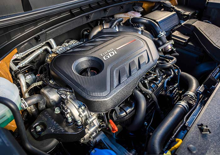 Двигатель Киа Спортэйдж 4