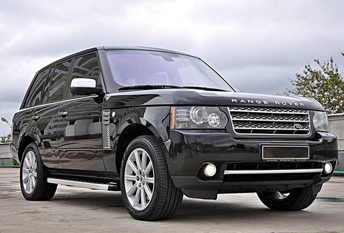 Land Rover Range Rover 3 рестайлинг