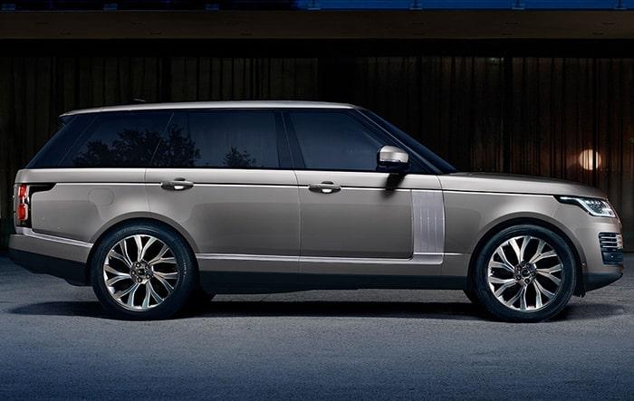 Land Rover Range Rover4 флагман