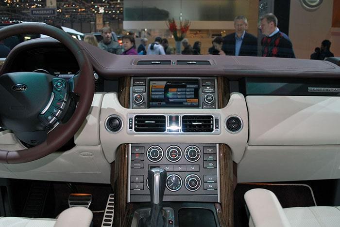 Range RoverAutobiography Ultimate Edition