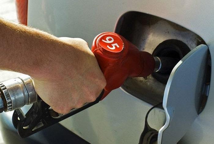 95 бензин