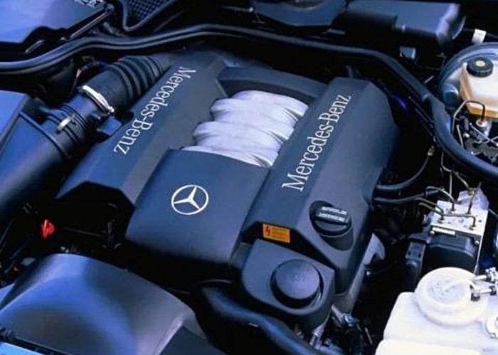 Двигатель Mersedes