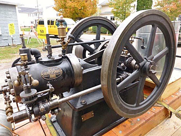 Двигатель Ленуара-Отто