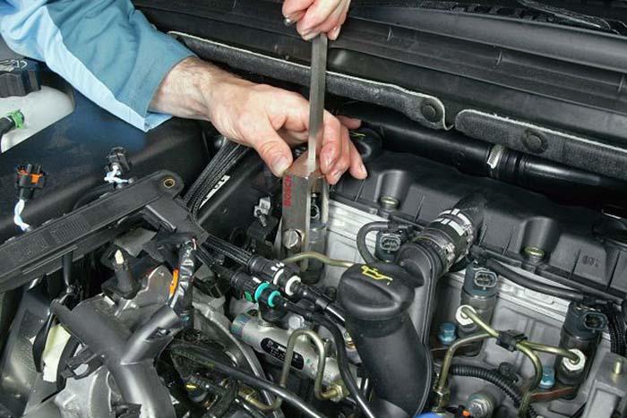 Как проверить тнвд дизельного двигателя