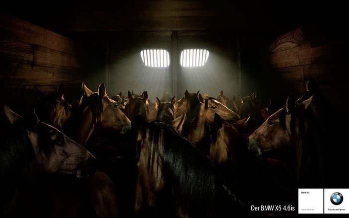 Лошадки под капотом