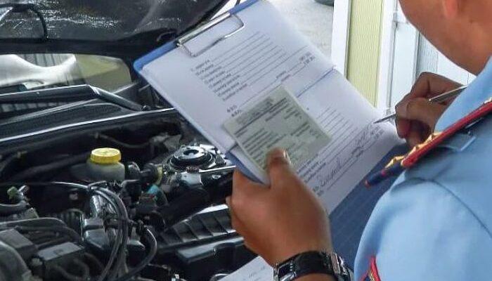 Можно ли поставить машину на учет с другим двигателем