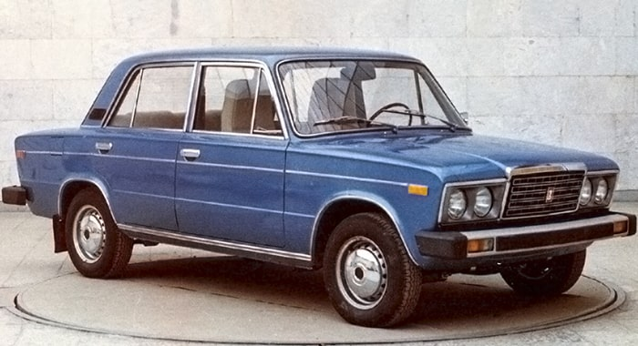 ВАЗ 2106 Брежнева