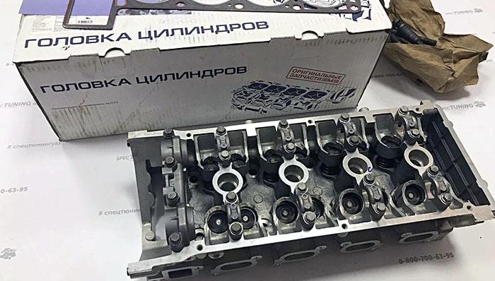 ГБЦ ЗМЗ-406
